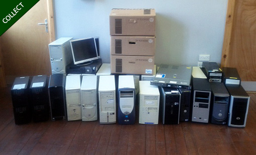 Donate Old Computers