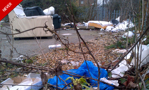 Garden Waste Removal in Bournemouth